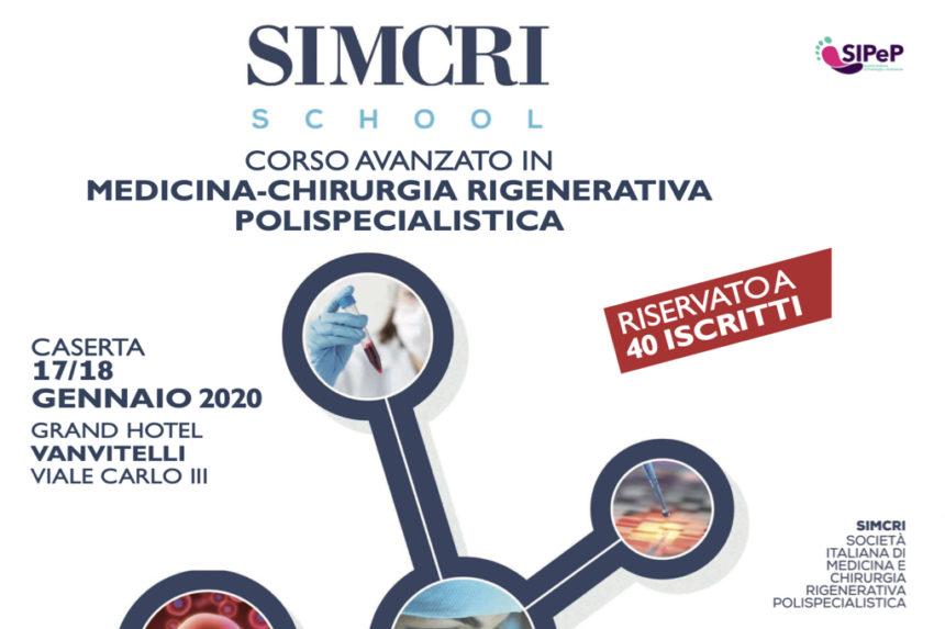 Corso Avanzato in Medicina e Chirurgia Rigenerativa Polispecialistica